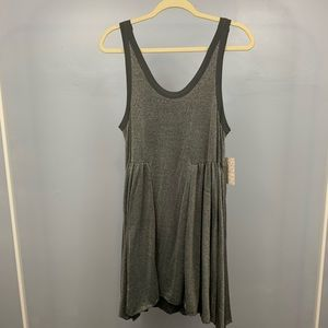 NWT Free People | Sparkly Tank Dress size large